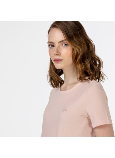 Lacoste Tişört Pembe
